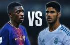 Dembele vs Asensio: Cuộc chiến hiện tại và tương lai