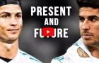 Cristiano Ronaldo & Marco Asensio - hiện tại và tương lai của Real Madrid