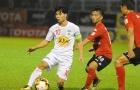 Hoàng Anh Gia Lai 1-2 Long An (Vòng 18 V-League 2017)