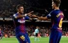 Màn trình diễn của Paulinho vs Eibar