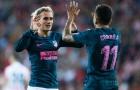 Highlights: Athletic Bilbao 1-2 Atletico Madrid (Vòng 5 La Liga)