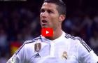 15 khoảnh khắc 'chân gỗ' của Cristiano Ronaldo