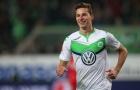 Julian Draxler một thời tung hoành tại Wolfsburg