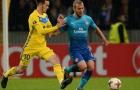 Highlights: BATE Borisov 2-4 Arsenal (Bảng H Europa League)