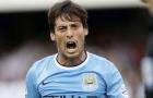 David Silva và những bàn thắng đẳng cấp ở Man City