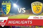 Hà Nội FC 4-0 CLB TP Hồ Chí Minh (Vòng 24 V-League 2017)