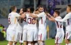 Highlights: Fiorentina 2-4 AS Roma (Vòng 12 giải VĐQG Italia)