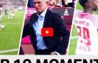 10 khoảnh khắc ấn tượng nhất Bundesliga tháng 10