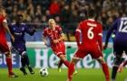 Highlights: Anderlecht 1-2 Bayern Munich (Bảng B Champions League)