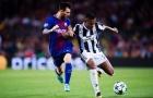 Highlights: Juventus 0-0 Barcelona (Bảng D Champions League)