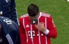 Màn trình diễn của James Rodriguez vs Borussia Moenchengladbach