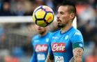 Highlights: Udinese 0-1 Napoli (Vòng 14 Serie A)
