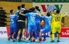 Thái Sơn Bắc góp mặt tại VCK Futsal Cúp QG 2017 sau màn luân lưu cân não