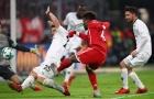 Highlights: Bayern Munich 3-1 Hannover 96 (Vòng 14 Bundesliga)