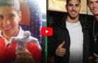 Marco Asensio thay đổi như thế nào từ 4 đến 21 tuổi?