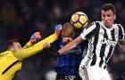 Highlights: Juventus 0-0 Inter (Vòng 16 Serie A)