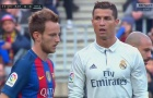 Cristiano Ronaldo đã mấy lần sút tung lưới Barcelona?