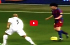 Trận El Clasico đầu tiên của Lionel Messi