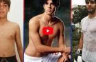 Kaka thay đổi như thế nào từ 1 đến 35 tuổi