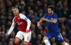 Jack Wilshere chơi tuyệt hay ở trận gặp Chelsea