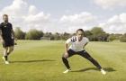 Cùng Theo Walcott học cách bứt tốc nhanh nhất trên sân