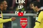 Pierre-Emerick Aubameyang và Henrikh Mkhitaryan ăn ý như thế nào?