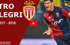 Pietro Pellegri - chào mừng đến Monaco