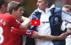 Những lần giận dữ của Jose Mourinho
