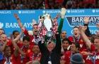 Lần cuối Man United vô địch Premier League