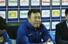 HLV Hoàng Văn Phúc đánh giá cao hai sao trẻ U23 Việt Nam