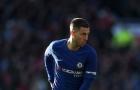 Hazard khiến đồng đội tại Chelsea bắt đầu lo lắng