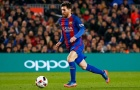 Messi khiến khán giả tròn mắt trên sân tập