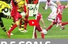 Batshuayi, Robben, Ribery và top 5 bàn thắng đẹp nhất vòng 26 Bundesliga