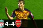 Trận cầu điên rồ, Liverpool 4-4 Arsenal ở Premier League