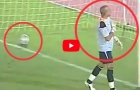 Những lần thủ môn ê mặt vì ăn mừng quá sớm