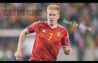 Kevin de Bruyne thể hiện ra sao trong màu áo Bỉ?