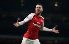 10 bàn thắng đẹp nhất mọi thời đại của Arsenal