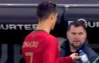 Màn trình diễn của Ronaldo trước Hà Lan