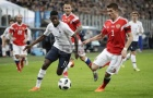 Màn trình diễn của Ousmane Dembele vs Nga