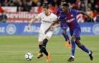Ousmane Dembele làm được gì trước Sevilla?