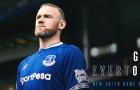 Rooney chấp nhận giảm 50% lương để trở lại Everton