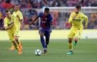 Highlights: Barcelona 5-1 Villarreal (Vòng 34 La Liga)