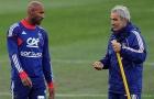 HLV Domenech tiết lộ vụ cãi vã với Anelka ở World Cup 2010