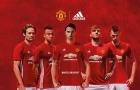 Áo đấu của Man Utd thay đổi ra sao theo thời gian?
