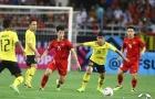 BLV Biên Cương ấn tượng với một pha bóng của tuyển Việt Nam