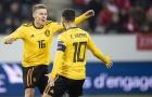 5 điểm nhấn Thụy Sĩ 5-2 Bỉ: Thorgan Hazard thay anh tỏa sáng, Hat-trick nhớ đời của Seferovic