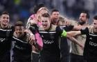 Đã hạ được Juventus ở Turin, Ajax có thể đánh bại mọi đối thủ