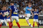 Highlights: Yokohama FM 1-3 Manchester City (Giao hữu)