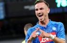 Bị Real Madrid dòm ngó, Napoli quyết trói chân nhà vô địch U21 Châu Âu