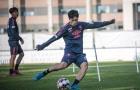 Công Phượng sánh vai 'Messi Hàn', ra sức tập luyện chờ cơ hội ra sân ở Sint-Truiden